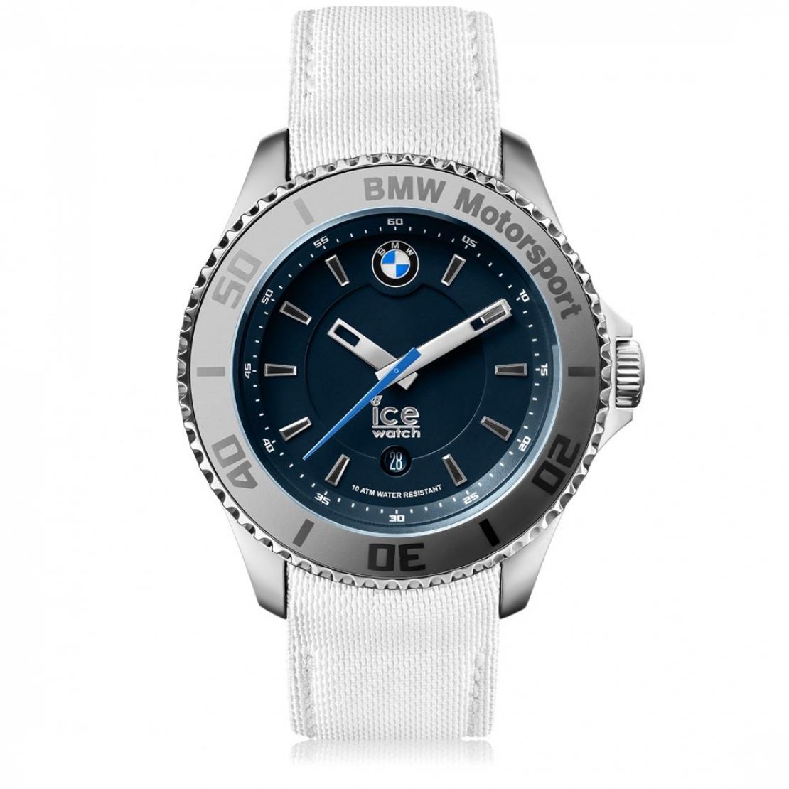 Ice watch bmw motorsport steel wit - Ice watch - Horloges   sieraden ... 0dafc96c12