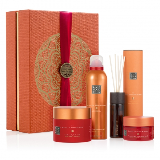 Rituals HAPPY BUDDHA COLLECTION giftset