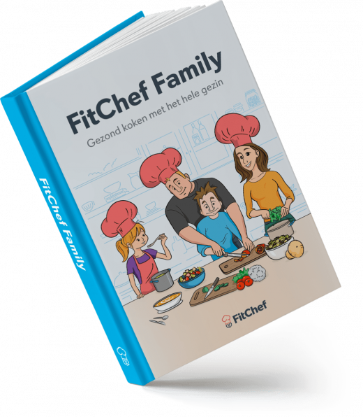 Boek FitChef Family