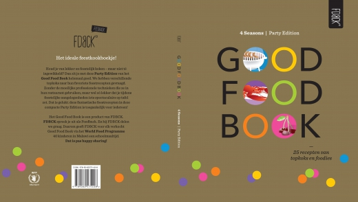 Good Food Book - Party Edition