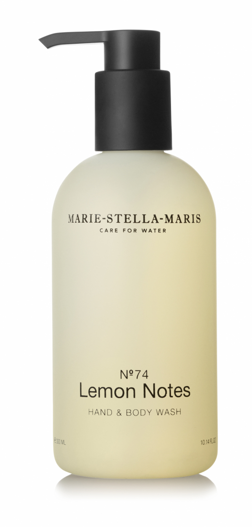 Hand and body wash 300ml no. 74 Lemon Notes  Marie-Stella-Maris