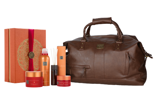 Rituals Happy Buddha Collection met reistas