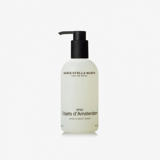 Hand and body washNo.92 Objets d'Amsterdam 300ml