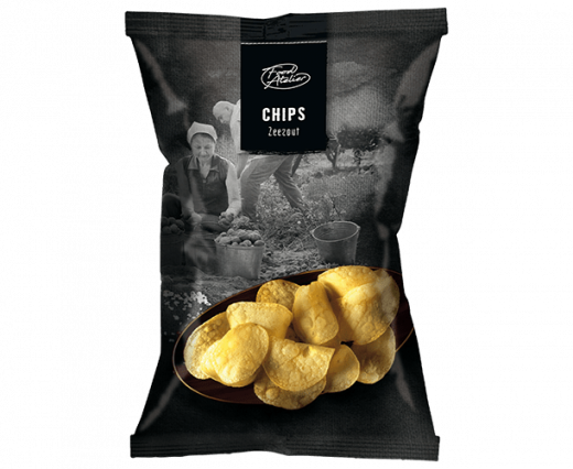 Chips sea salt 90 gram