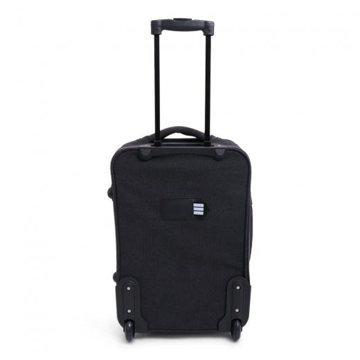 Vintage Canvas Trolley Bilbao Washed Black