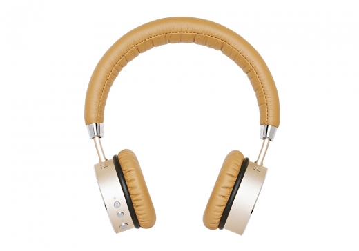 Woofit headphone golden
