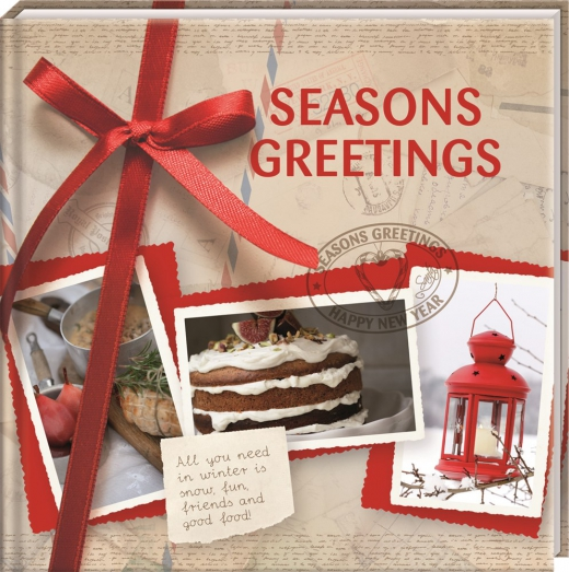 Boek seasons greetings (bickery)