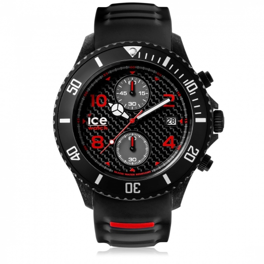 Ice watch carbon zwart