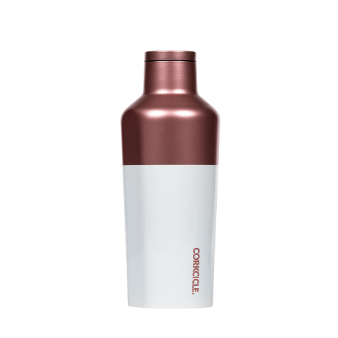 Fles Canteen 27 cl color block modern rose