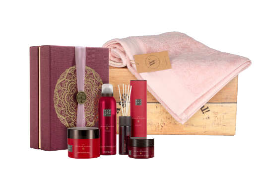 Rituals Ayurveda Collection met baddoek