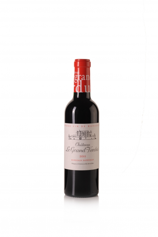 Chateau le grand verdus bordeaux rouge 0.375 liter