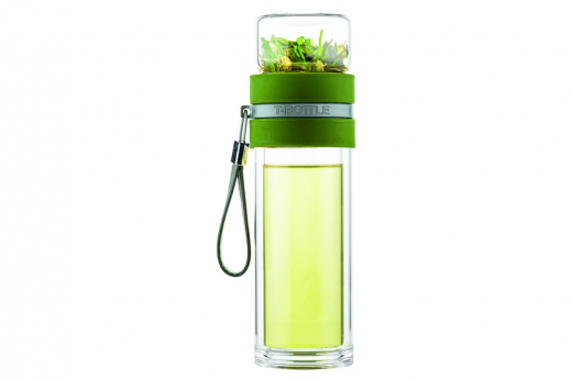 T-BOTTLE theebeker forest green