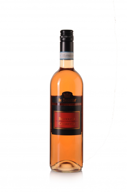 Monteforte chiaretto rosé re teodorico