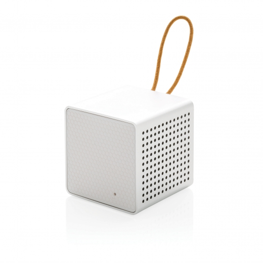 Vibe wireless speaker, white