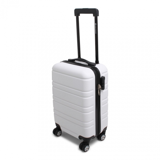 Cabin size napoli trolley RPET wit