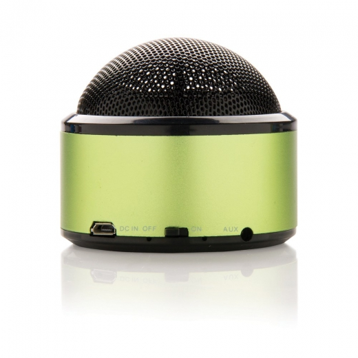 Bluetooth speaker lime