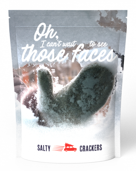 Salty Crackers 80 gram