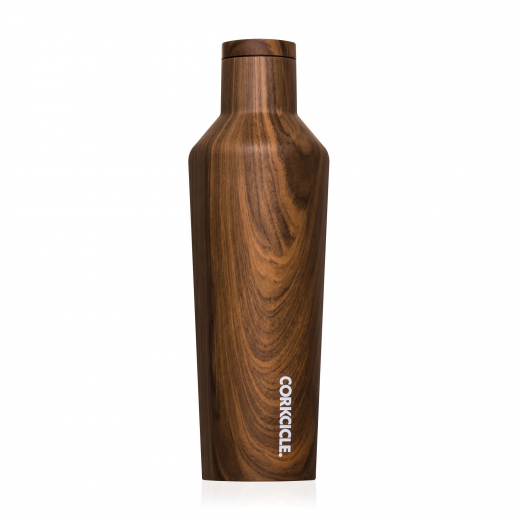 Fles Canteen 47.5 cl walnut