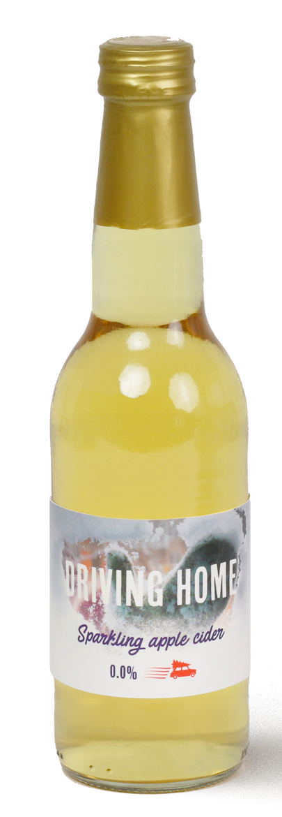 Sparkling apple mini 330 ml