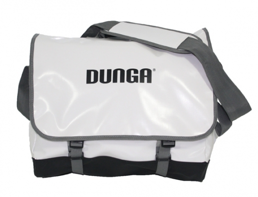 Dunga shoulderbag wit/zwart