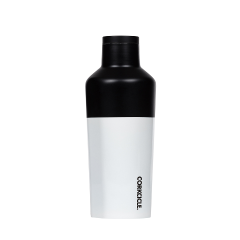 Fles Canteen 27 cl color block modern black