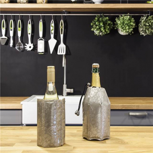 Active cooler wine & champagne platinum vacuvin