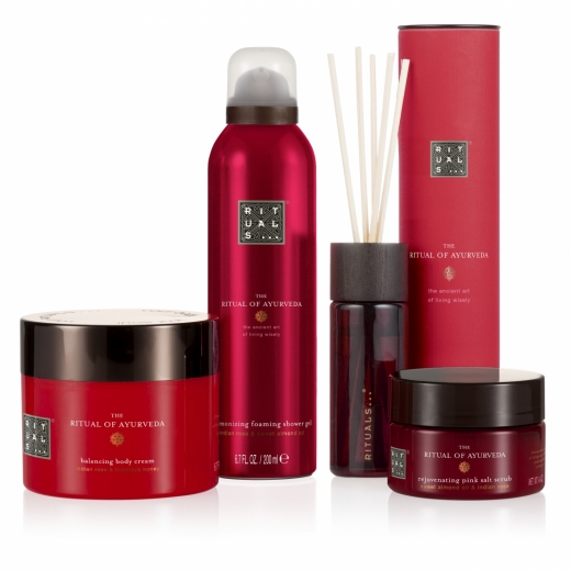 Rituals Ayurveda Collection met badjas