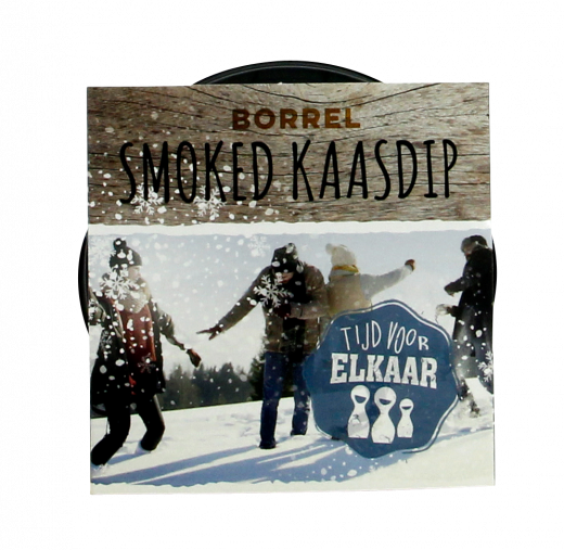 Borrelkaas dip smoked 125 gram