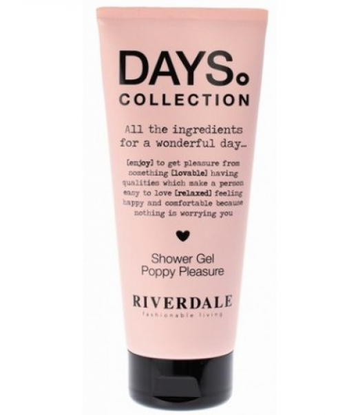 Riverdale showergel days roze