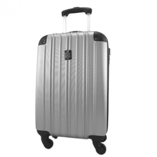 Luxurious trolley zilver met slot