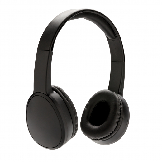 Fusion wireless headphone black